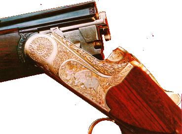 Запирание стволов охотничьего ружья МЦ 7-20 включает только нижнюю задвижку